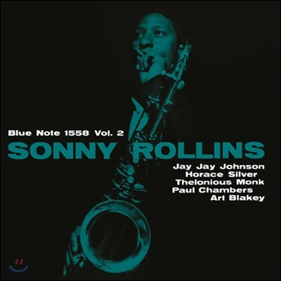 Sonny Rollins (소니 롤린스) - Volume 2 [LP]