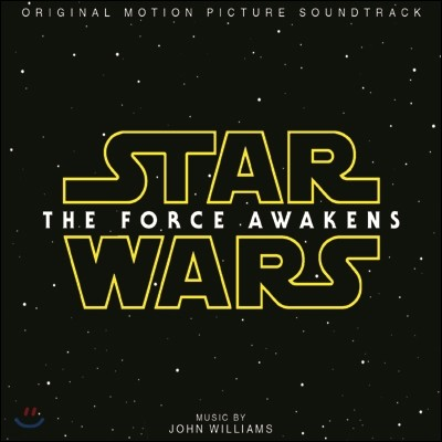 스타워즈: 깨어난 포스 영화음악 (Star Wars: The Force Awakens OST) [Standard Edition]