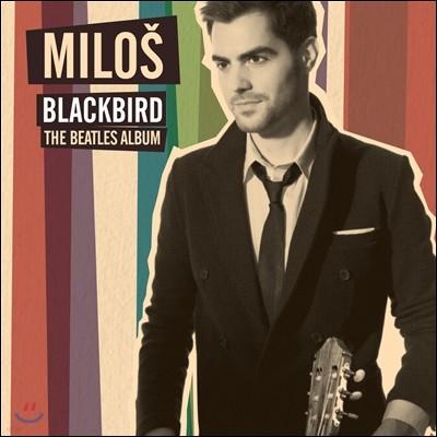 Milos Karadaglic 밀로쉬 블랙버드 - 비틀즈 앨범 기타 연주집 (Blackbird - The Beatles Album)