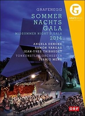 Juanjo Mena 그라페넥 한여름 밤의 갈라 콘서트 2014 (Grafenegg - Midsummer Night's Gala)