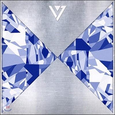 [중고] 세븐틴 (Seventeen) / 17 Carat (1st Mini Album)