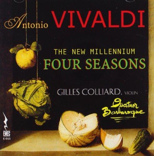 Antonio Vivaldi / the New Millennium Four Seasons