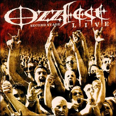 Ozzy Osbourne - Ozzyfest 2001