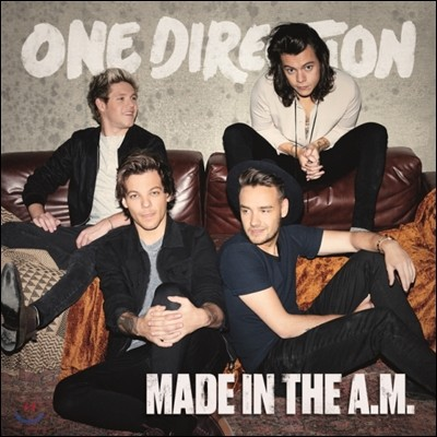 One Direction - Made In The A.M. (Standard Edition)