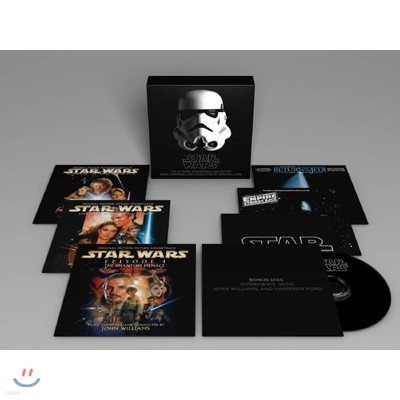 Star Wars (The Ultimate Soundtrack Edition) (스타워즈 얼티밋 사운드트랙 에디션)