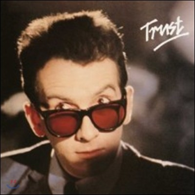 Elvis Costello (엘비스 코스텔로) - Trust [60th Vinyl Anniversary Back To Black LP]