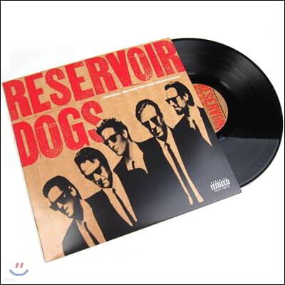 저수지의 개들 영화음악 (Reservoir Dogs OST) [LP]