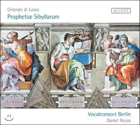 Vocalconsort Berlin 올란도 디 라수스 (라소): 12성부 모테트 '시빌라의 예언' (Orlando di Lasso: Motets 'Prophetiae Sibyllarum')