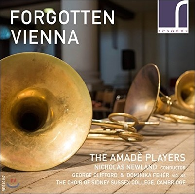 The Amade Players 잊혀진 비엔나의 작곡가들 (Forgotten Vienna)