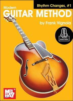 Modern Guitar Method Rhythm Changes, #1