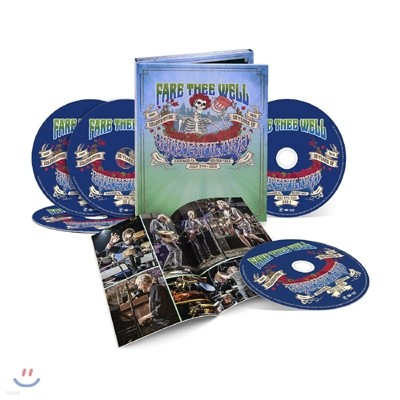 Grateful Dead (그레이트풀 데드) - Fare Thee Well : July 5th 2015 [Deluxe Edition]