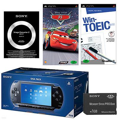 기가팩(밸류팩+1GB포함)+카+윈토익RC(PSP)