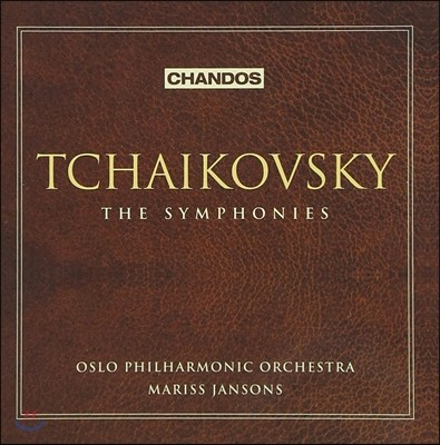Mariss Jansons 차이코프스키: 교향곡 전곡집 - 마리스 얀손스 (Tchaikovsky : The Symphonies)