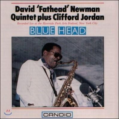 David 'Fathead' Newman - Blue Head