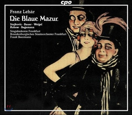 Frank Beermann 프란츠 레하르: 오페레타 '푸른 마주르카' (Franz Lehar: Die Blaue Mazur)