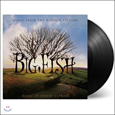 빅피쉬 영화음악 (Big Fish OST by Danny Elfman) [블랙 디스크 LP]
