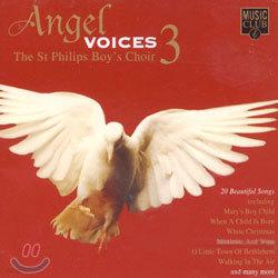천사의 목소리 3집 - 세인트 필립스 소년 합창단