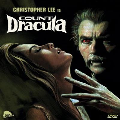 Count Dracula (카운트 드라큘라)(한글무자막)(DVD)