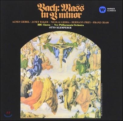 Otto Klemperer 바흐: 미사 B단조 (Bach: Mass in B minor BWV232) 오토 클렘페레