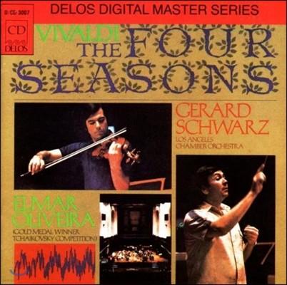 Elmar Oliveira / Gerard Schwarz 비발디: 사계 (Vivaldi: Four Seasons)