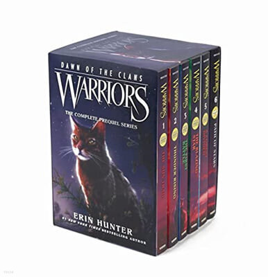Warriors: Dawn of the Clans Set