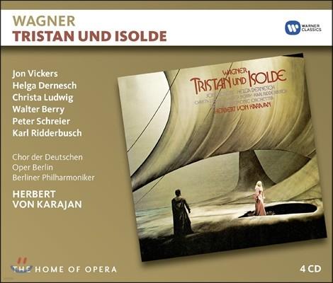 Jon Vickers / Herbert von Karajan 바그너: 트리스탄과 이졸데 (Wagner: Tristan und Isolde) 존 빅커스, 헤르베르트 폰 카라얀