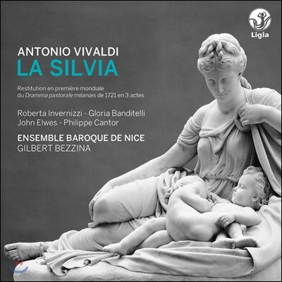 Gilbert Bezzina 비발디: 목가극 '라 실비아' (Vivaldi: Drama Pastorale 'La Silvia)