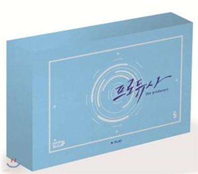 프로듀사 : the producer : KBS 드라마 (8Disc)