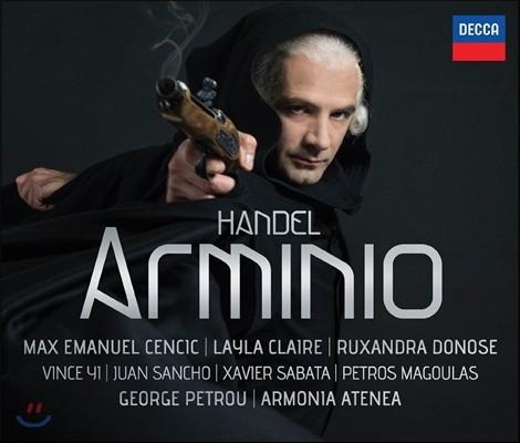 Max Emanuel Cencic 헨델: 아르미니오 (Handel: Arminio) 막스 엠마누엘 첸치치