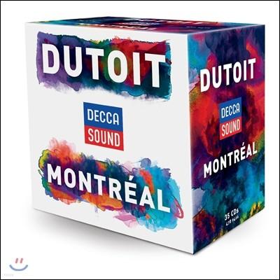 Charles Dutoit / Montreal SO 샤를 뒤트와 & 몬트리올 심포니 데카 사운드 (DECCA Sound)