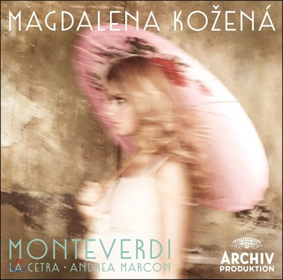 Magdalena Kozena 막달레나 코체나가 부르는 몬테베르디 (Monteverdi)