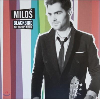 Milos Karadaglic 밀로쉬 블랙버드 - 비틀즈 앨범 기타 연주집 (Blackbird - The Beatles Album) [LP]
