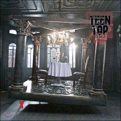 틴탑 (Teen Top) - 미니앨범 7집 : RED POINT [URBAN Ver.]