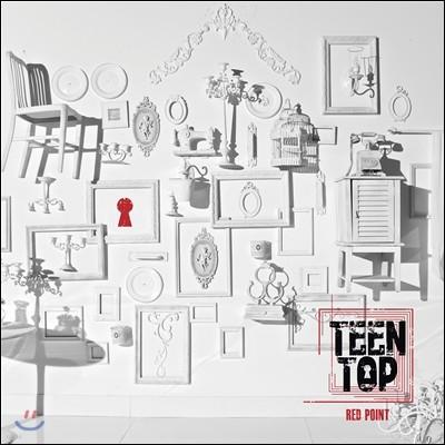 틴탑 (Teen Top) - 미니앨범 7집 : RED POINT [CHIC Ver.]
