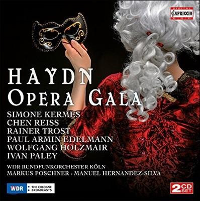 Simone Kermes 하이든: 오페라 갈라 - 오판된 부정, 참된 정조 (Haydn: Opera Gala) 시모네 케르메스