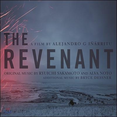 레버넌트: 죽음에서 돌아온 자 영화음악 (The Revenant OST by Ryuichi Sakamoto)