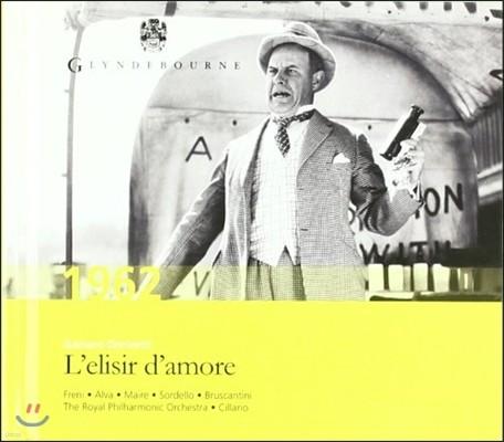 Mirella Freni / Carlo Felice Cillario 도니제티: 사랑의 묘약 (Donizetti: L'Elisir d'Amore)