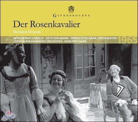 John Pritchard 슈트라우스: 장미의 기사 (R. Strauss: Der Rosenkavalier)