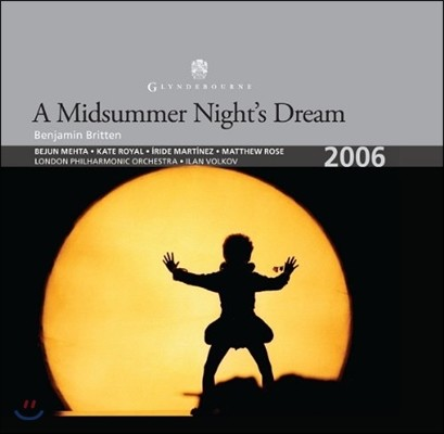 Ilan Volkov 브리튼: 한여름 밤의 꿈 (Benjamin Britten: A Midsummer Night's Dream)