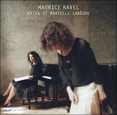 Katia et Marielle Labeque 라베크 자매 - 라벨: 볼레로, 죽은 왕녀를 위한 파반느 (Ravel: Bolero, Pavanne pour une Infante Defunte)