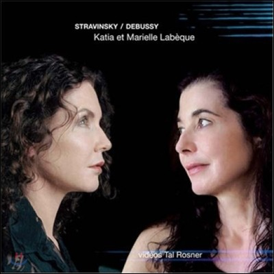 Katia et Marielle Labeque 라베크 자매 - 스트라빈스키 / 드뷔시: 두 대의 피아노를 위한 작품 (Stravinsky / Debussy: Works for Two Pianos)