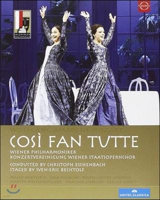 Christoph Eschenbach 모차르트: 코지 판 투테 (Mozart: Cosi Fan Tutte) 크리스토프 에센바흐 / 빈 필하모닉