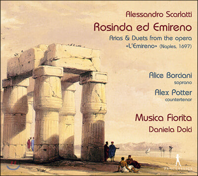 Daniela Dolci 알레산드로 스카를라티: 오페라 '에미레노'의 아리아와 이중창 (A. Scarlatti: Rosinda ed Emireno - Arias & Duets from 'L'Emireno')