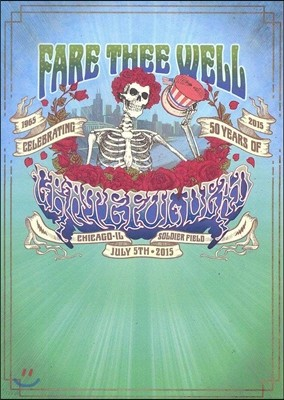 Grateful Dead - Fare Thee Well (July 5th) (Deluxe Edition)
