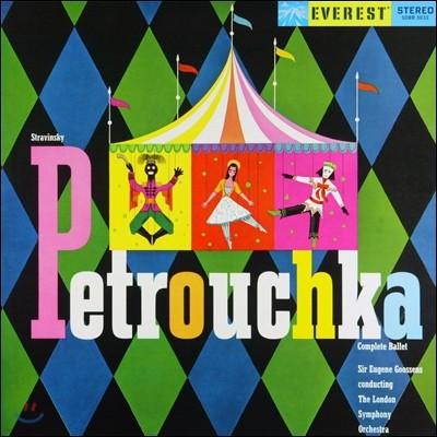 Eugene Goossens 스트라빈스키: 발레 모음곡 '페트루슈카' [1911년 판] (Stravinsky: Petrouchka)