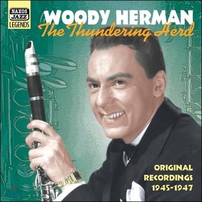 Woody Herman - The Thundering Herd (Original Recordings 1945-1947) 우디 허먼