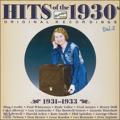 Hits of The 1930s Vol.2: 1931-1933 Original Recordings)