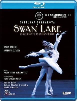 Svetlana Zakharova 차이코프스키: 발레 '백조의 호수' (Tchaikovsky: Swan Lake)