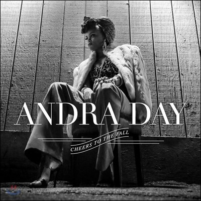Andra Day (안드라 데이) - Cheers To The Fall
