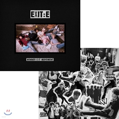 위너 (Winner) - EXIT : E [Alexandra Palace / Shoreditch Ver. 랜덤 발송]